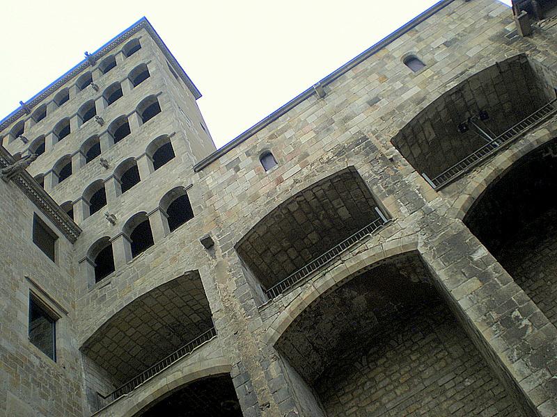 Torre Palau Reial
