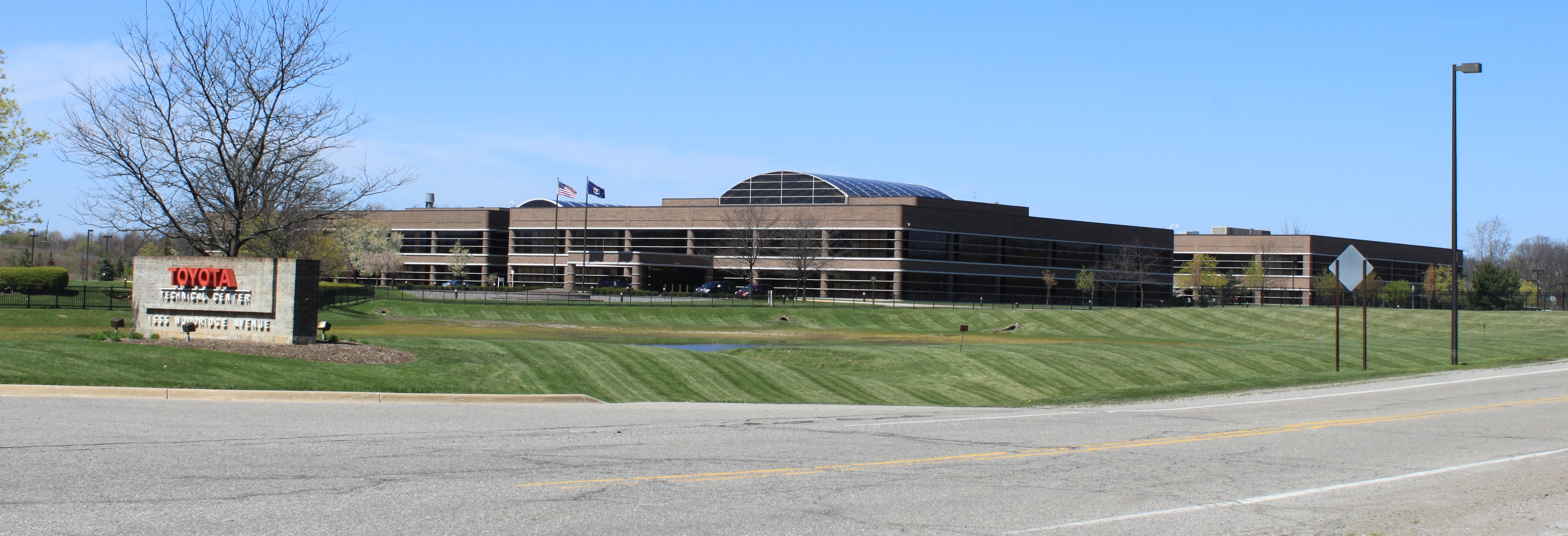Toyota Technical Center, Ann Arbor Twp., MI