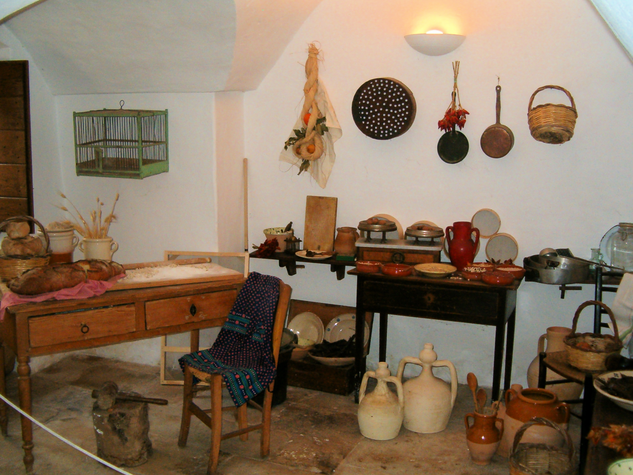 cucina pugliese - wikipedia - La Cucina Pugliese