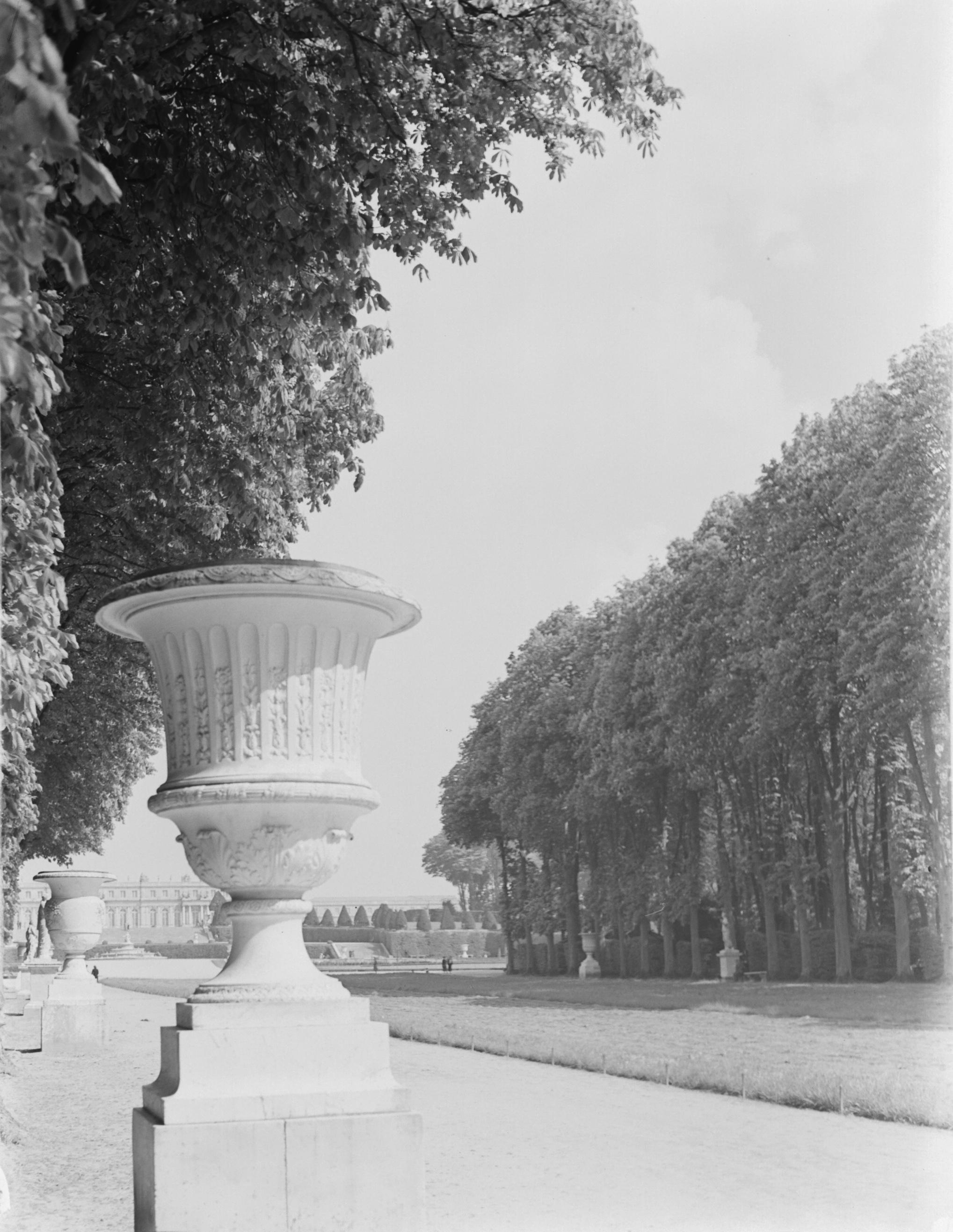 Paleis Van Versailles Tuin.File Tuin Rondom Het Paleis Van Versailles Bestanddeelnr 190 0741