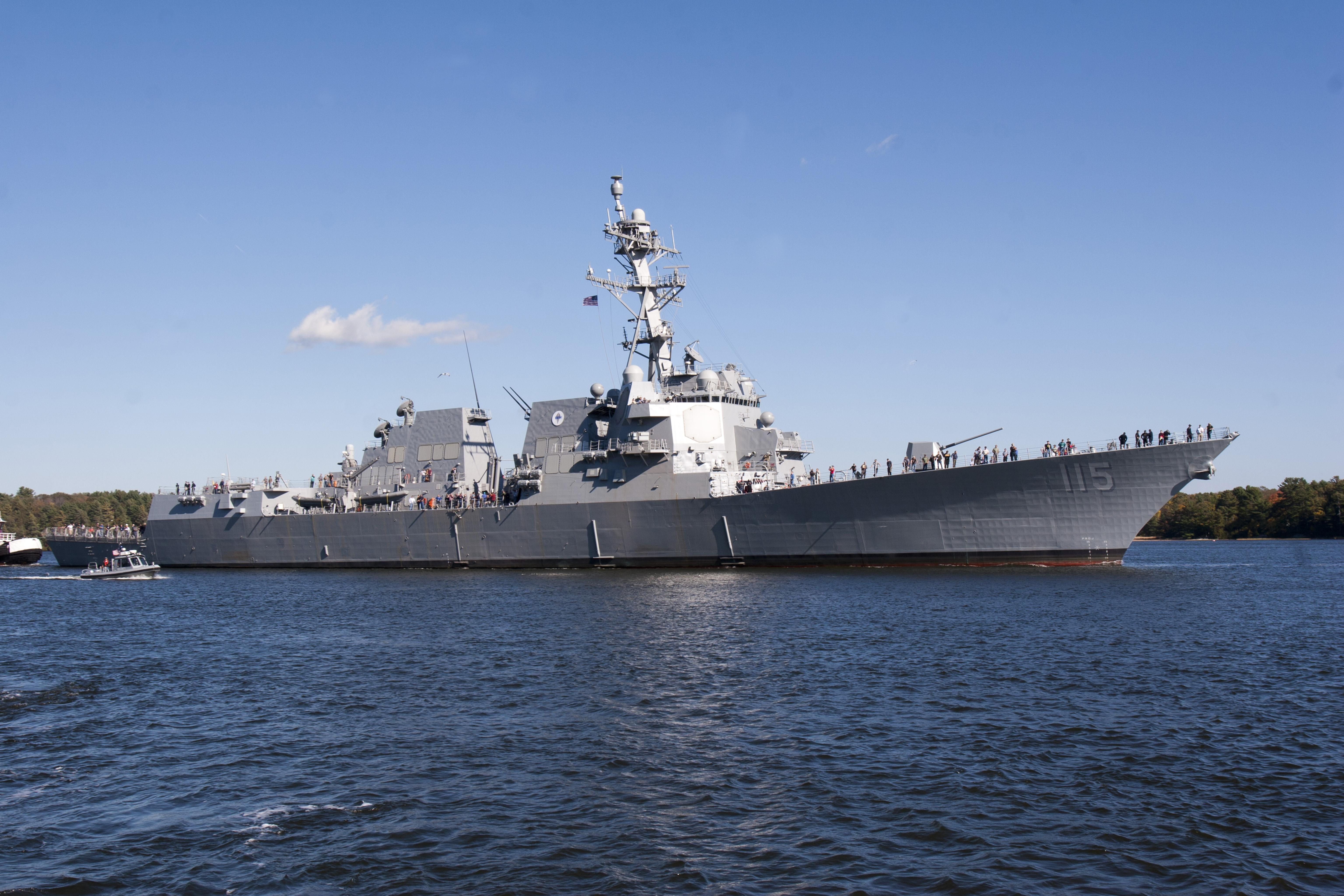 USS Rafael Peralta - Wikipedia