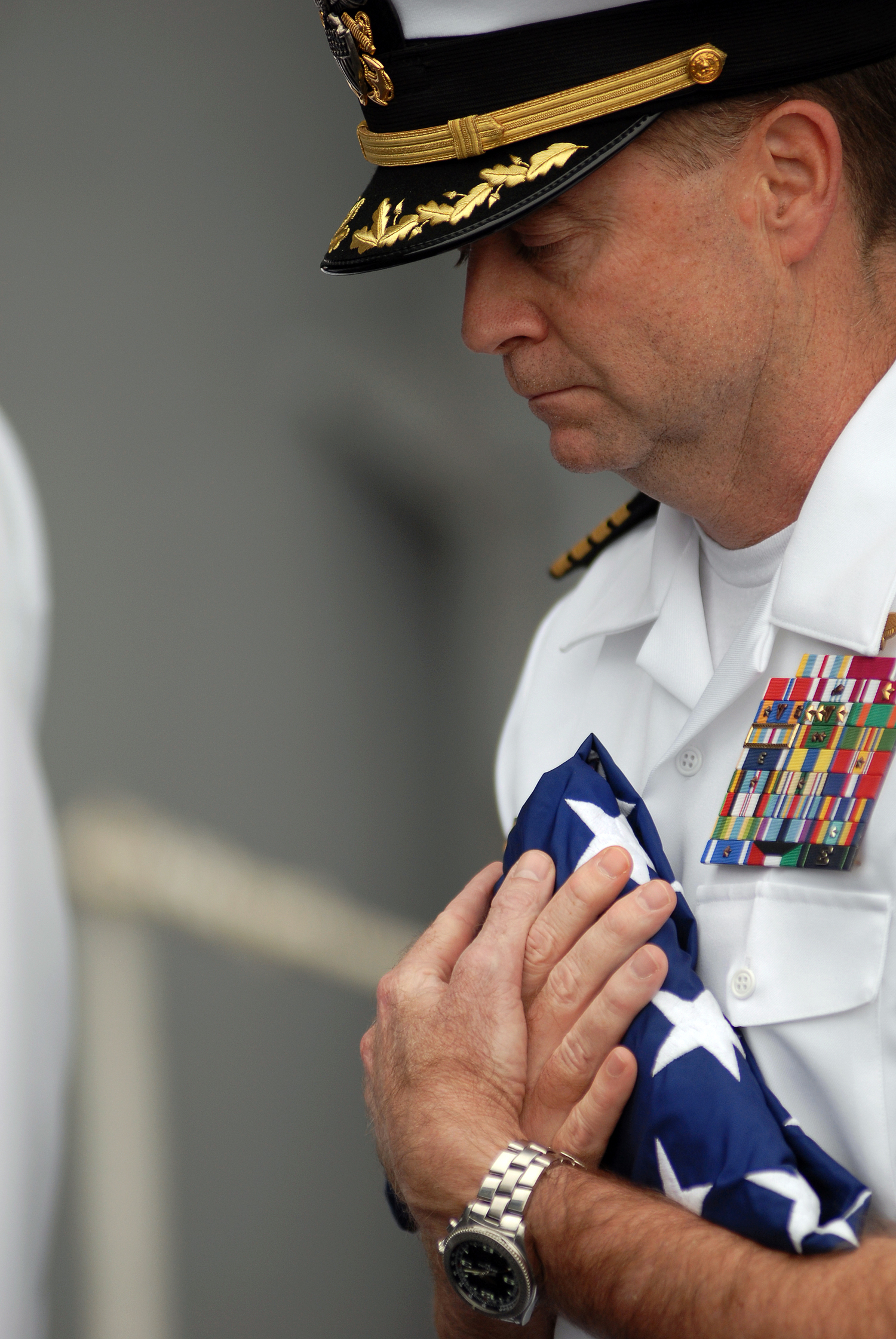 File Us Navy 070819 N 7981e 325 Capt Patrick D Hall
