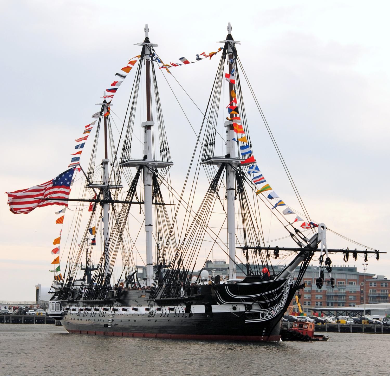 Uss Constitution USS Constitution &...