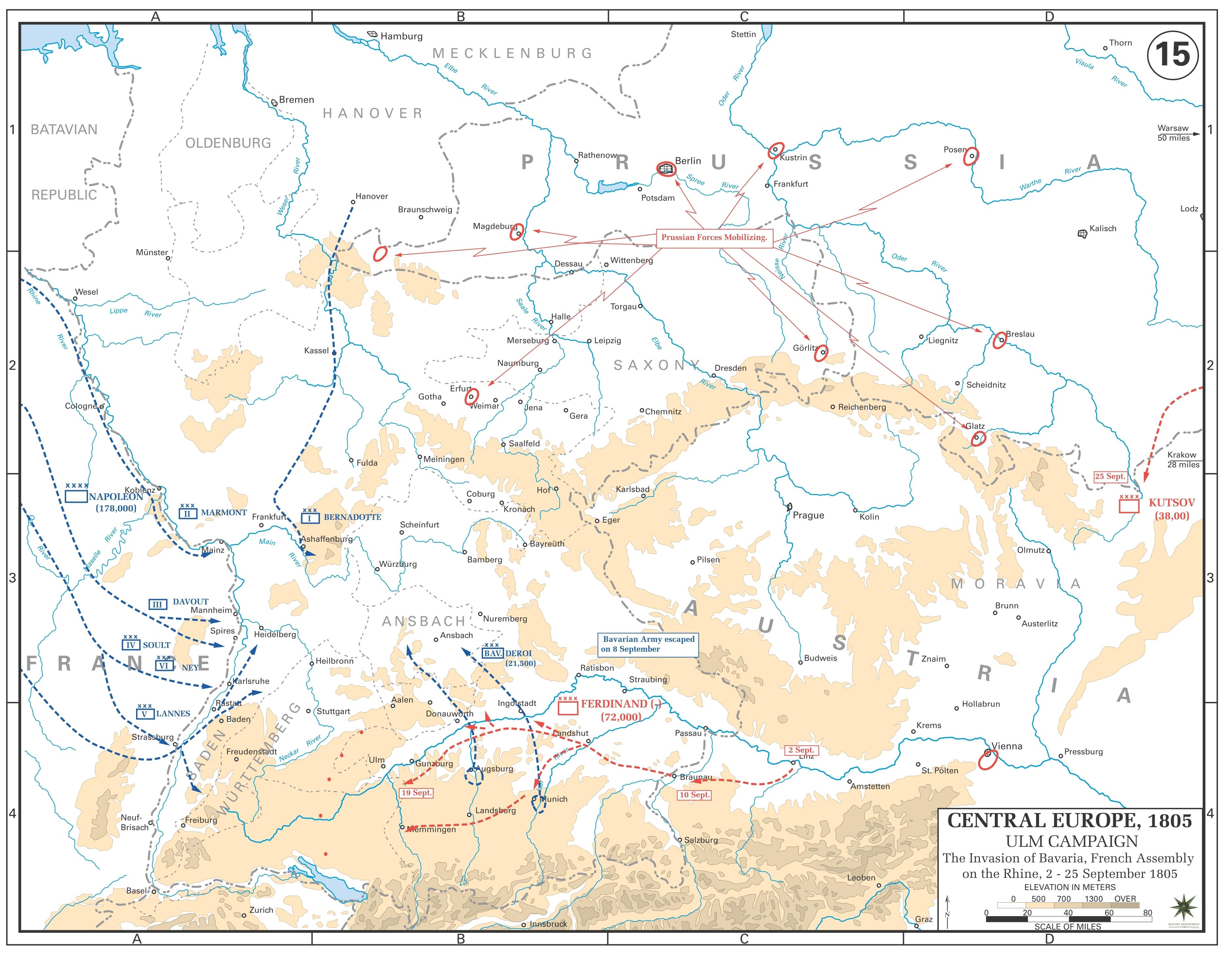 Map Of Ulm Germany - Germany map ulm