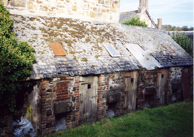 Vagrants' block, Cardigan workhouse