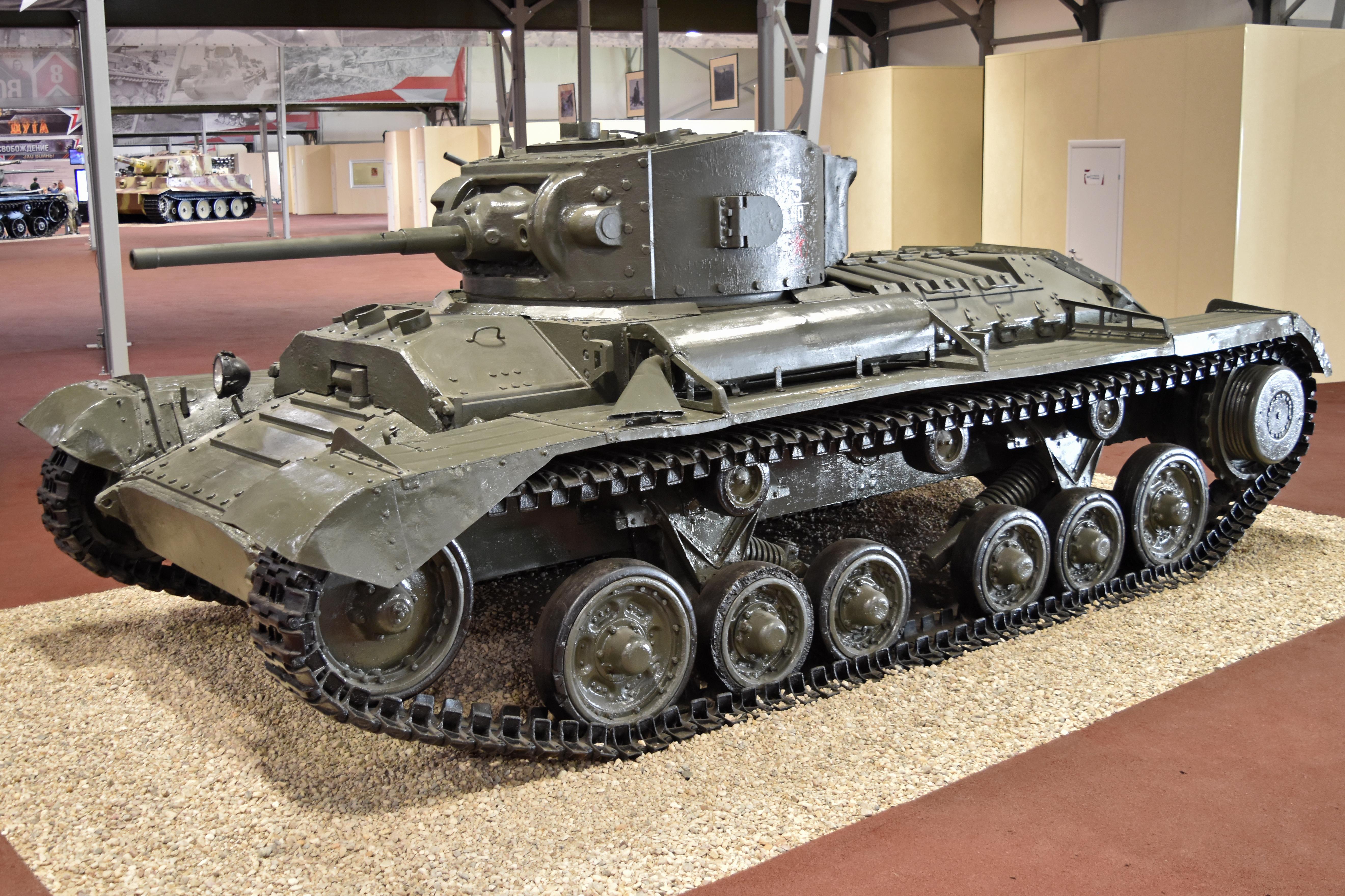 Valentine tank - Wikipedia