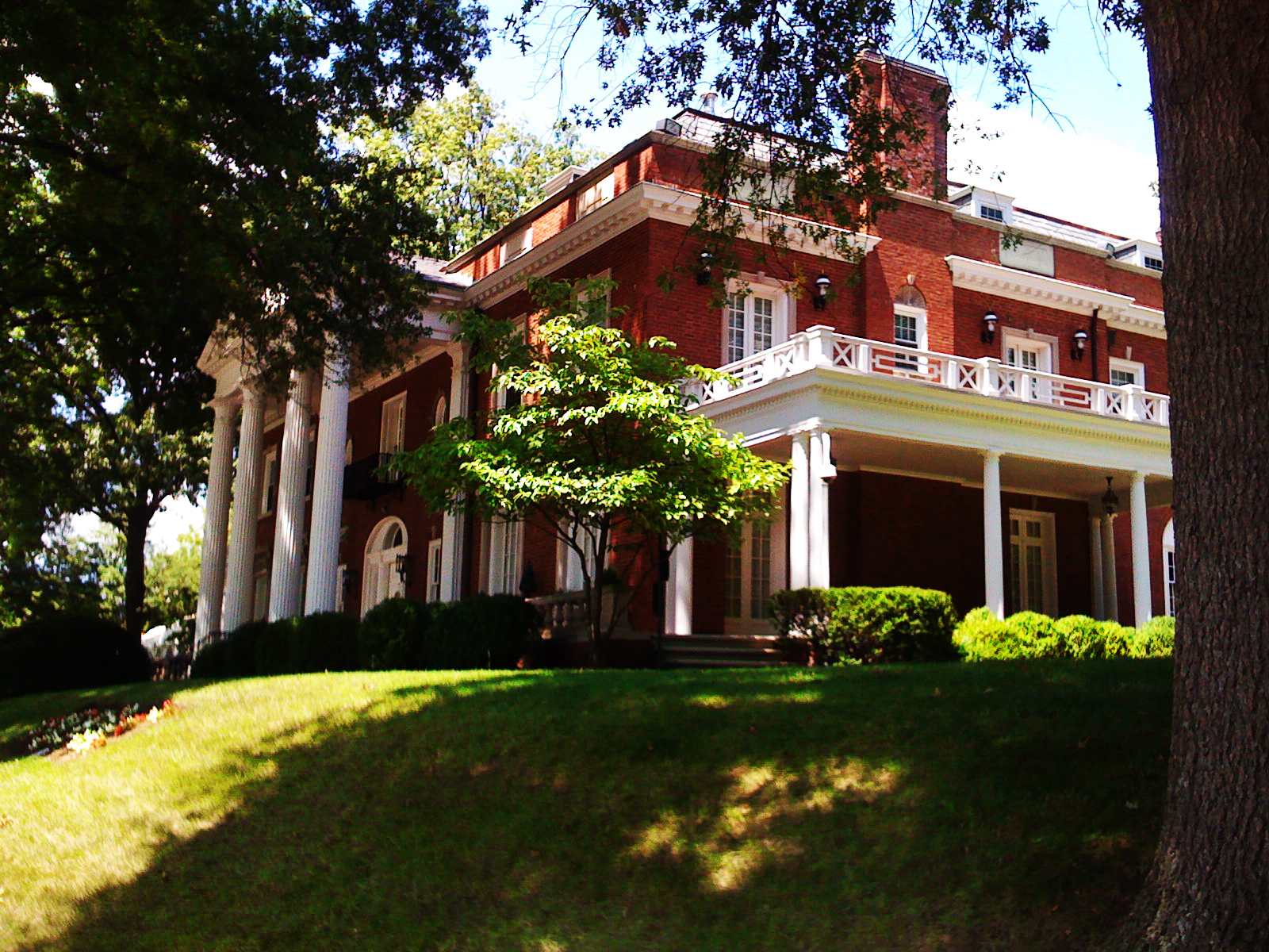 West Virginia Governor S Mansion Wikipedia