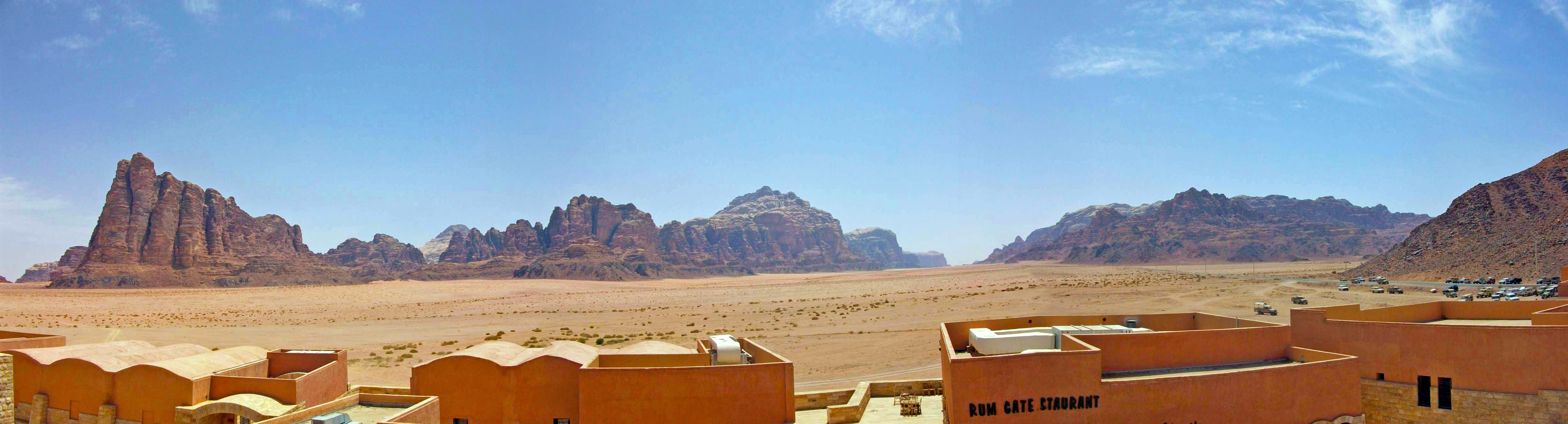 File wadi rum panorama from visitors center jpg