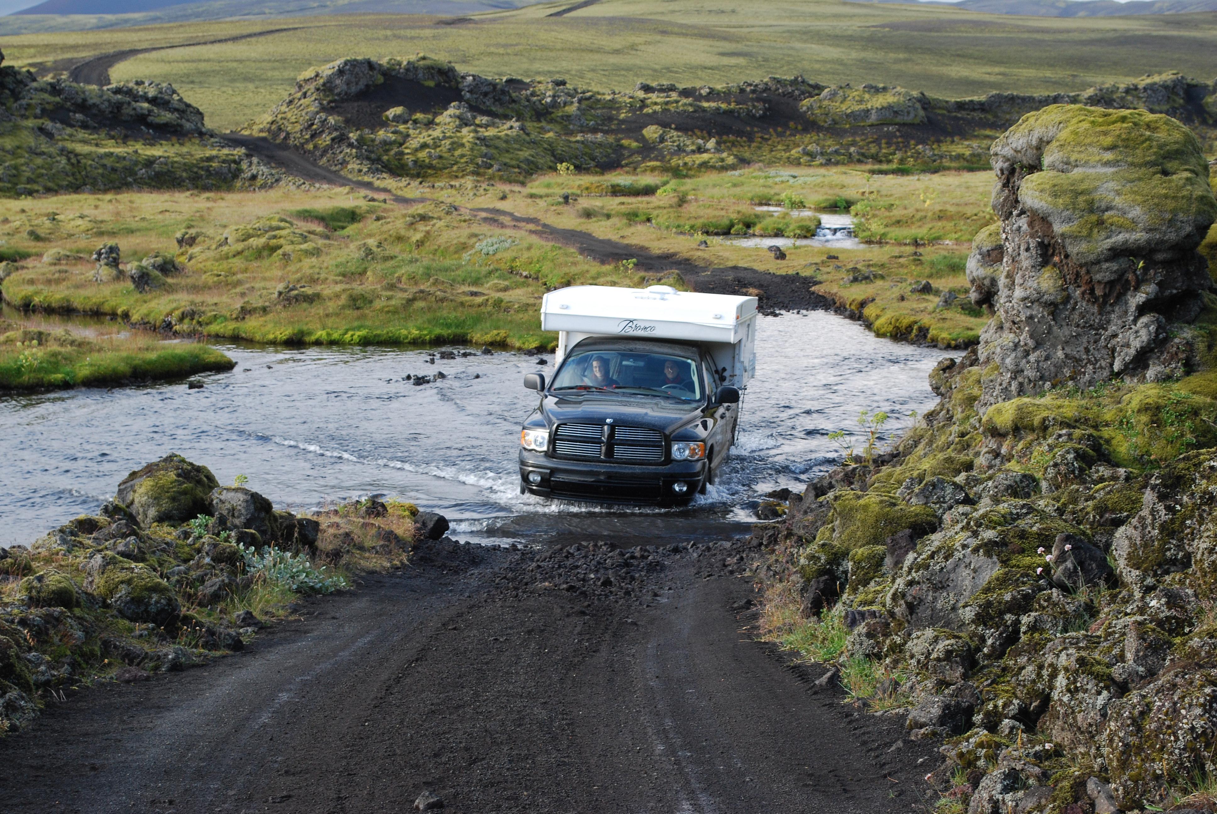 Camping En Islande Accessibilit Ef Bf Bd