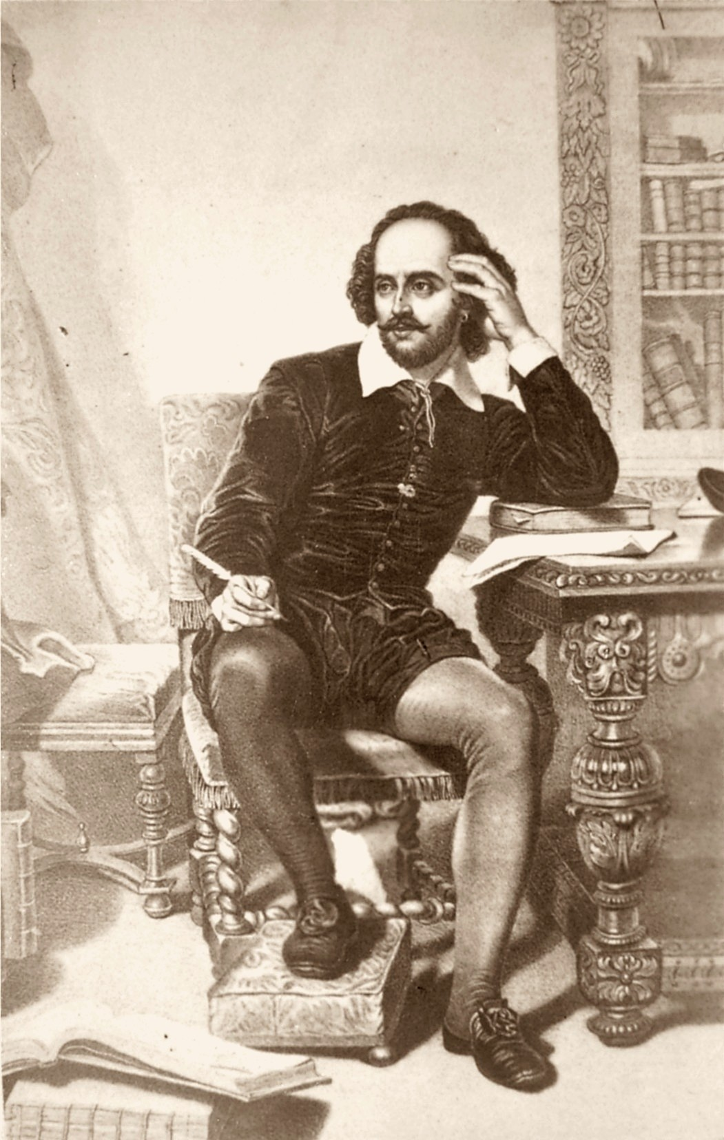 shakespere essay Essays and criticism on william shakespeare - fate and fortune.