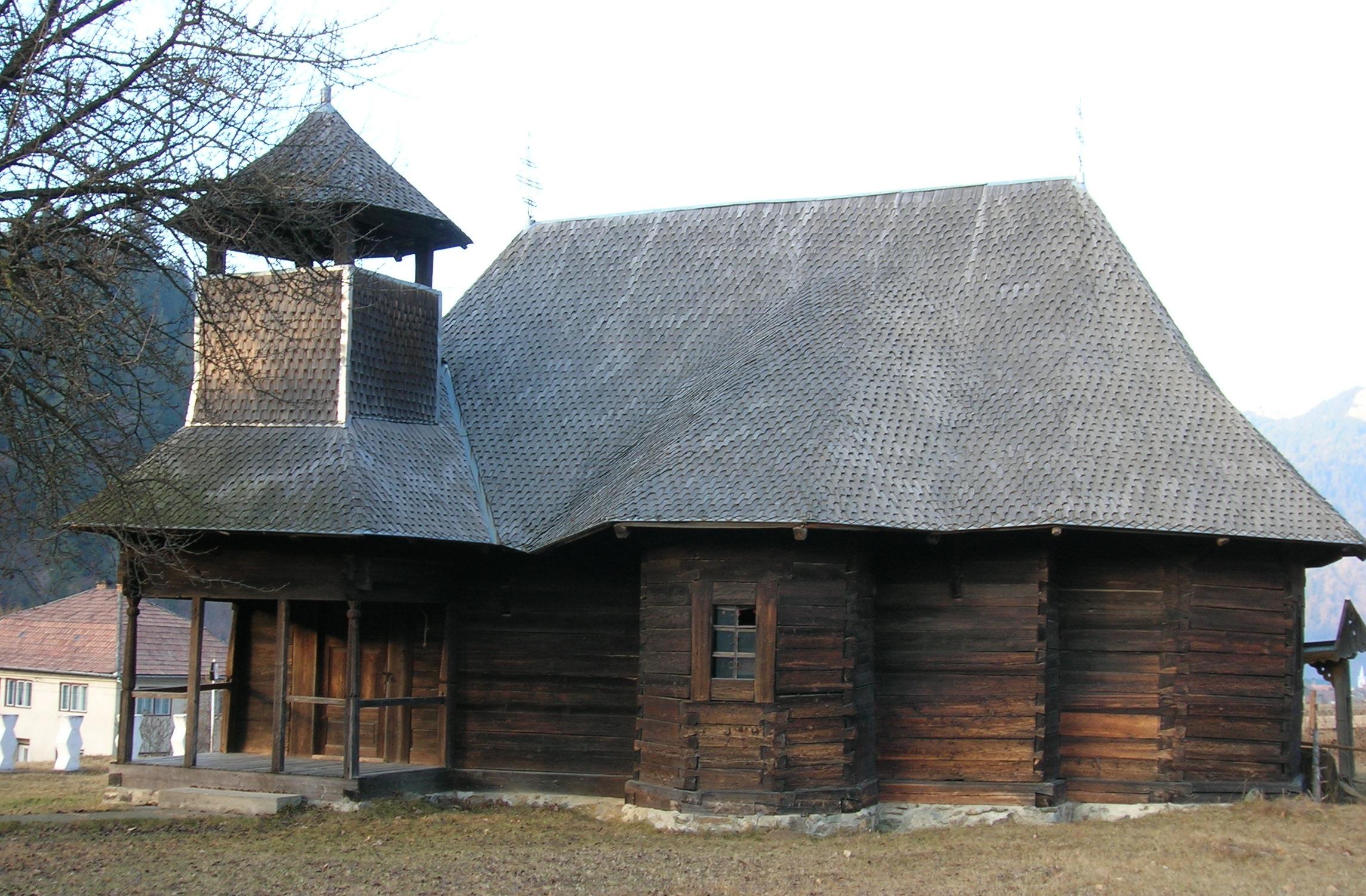 Biserica de lemn din Tulgheș