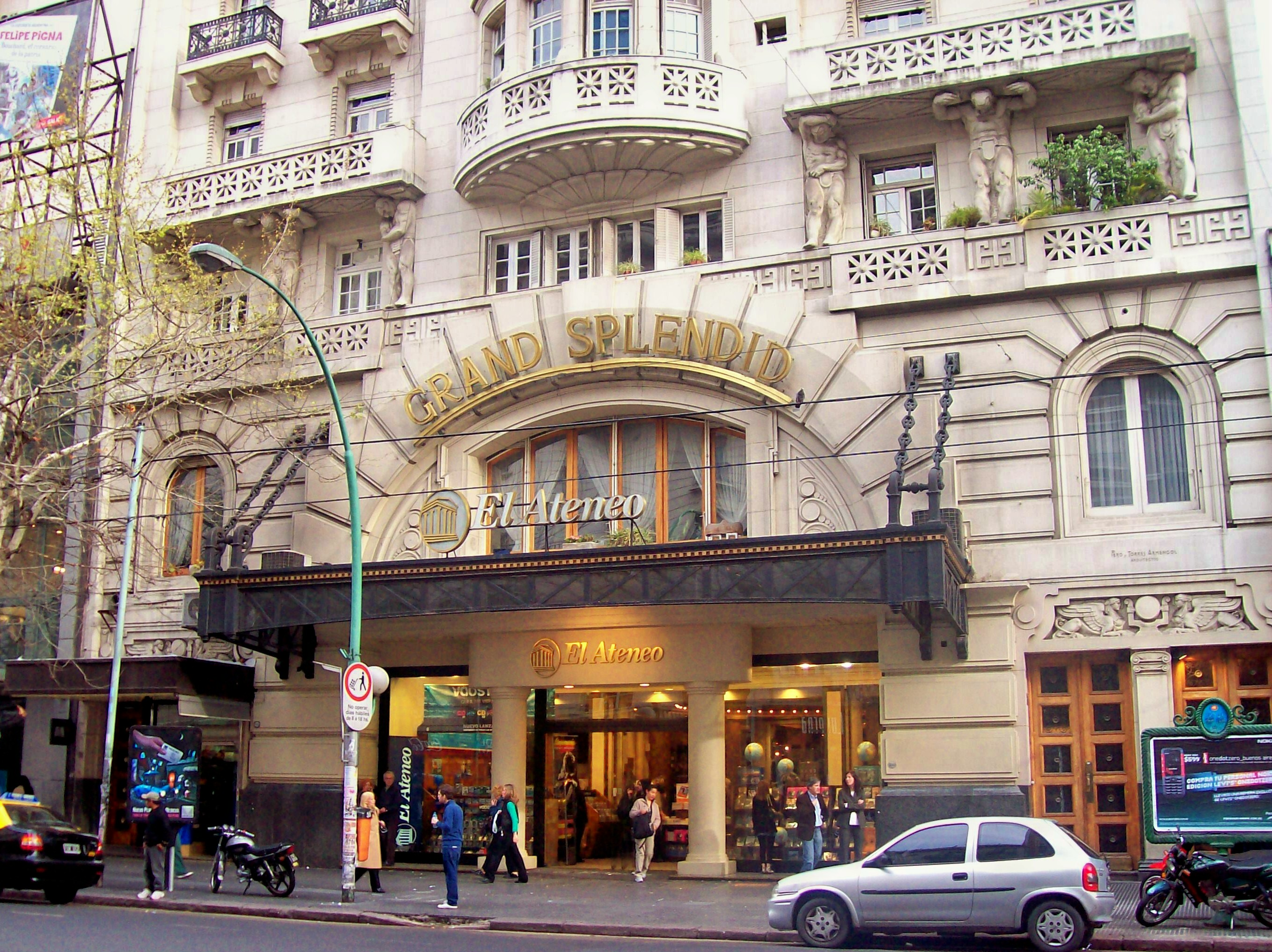 El Ateneo Grand Splendid - Wikipedia