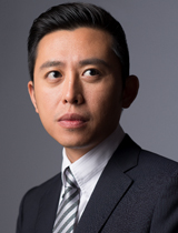 Lin Chih-chien, the incumbent Mayor of Hsinchu City.