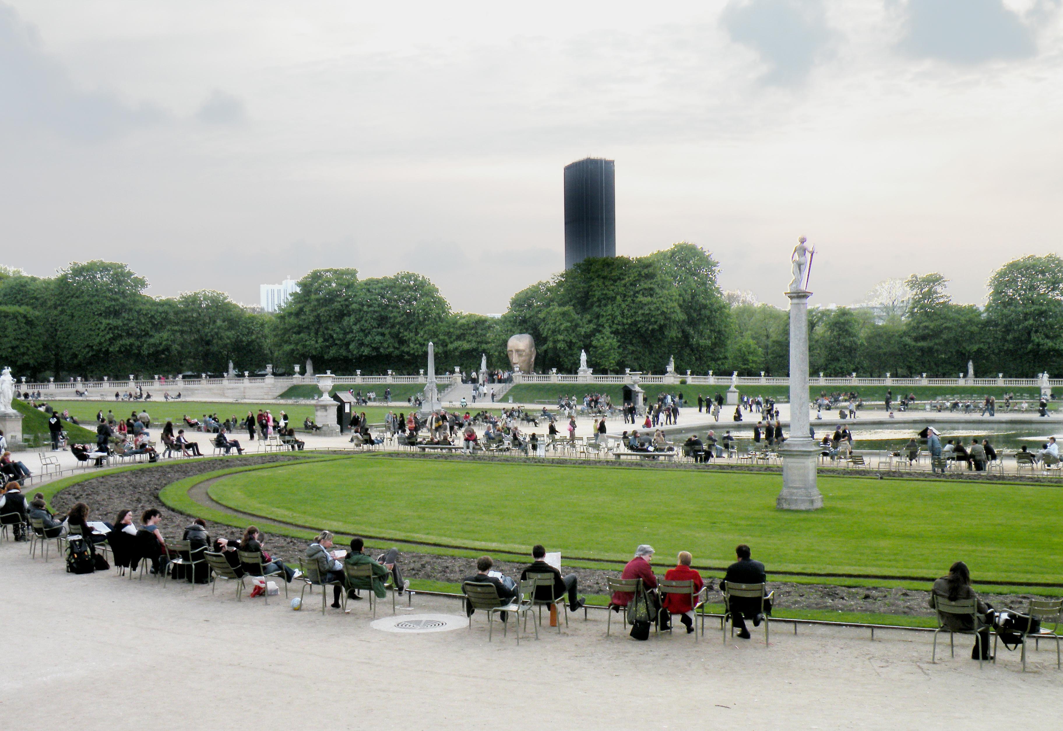 File Le Jardin du Luxembourg Wikimedia mons