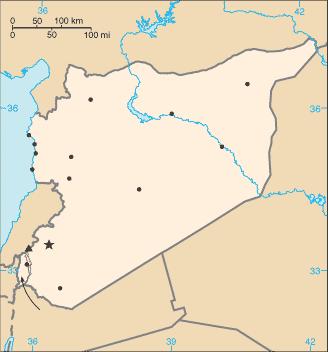 szíria térkép Sablon:Szíria térkép – Wikipédia szíria térkép