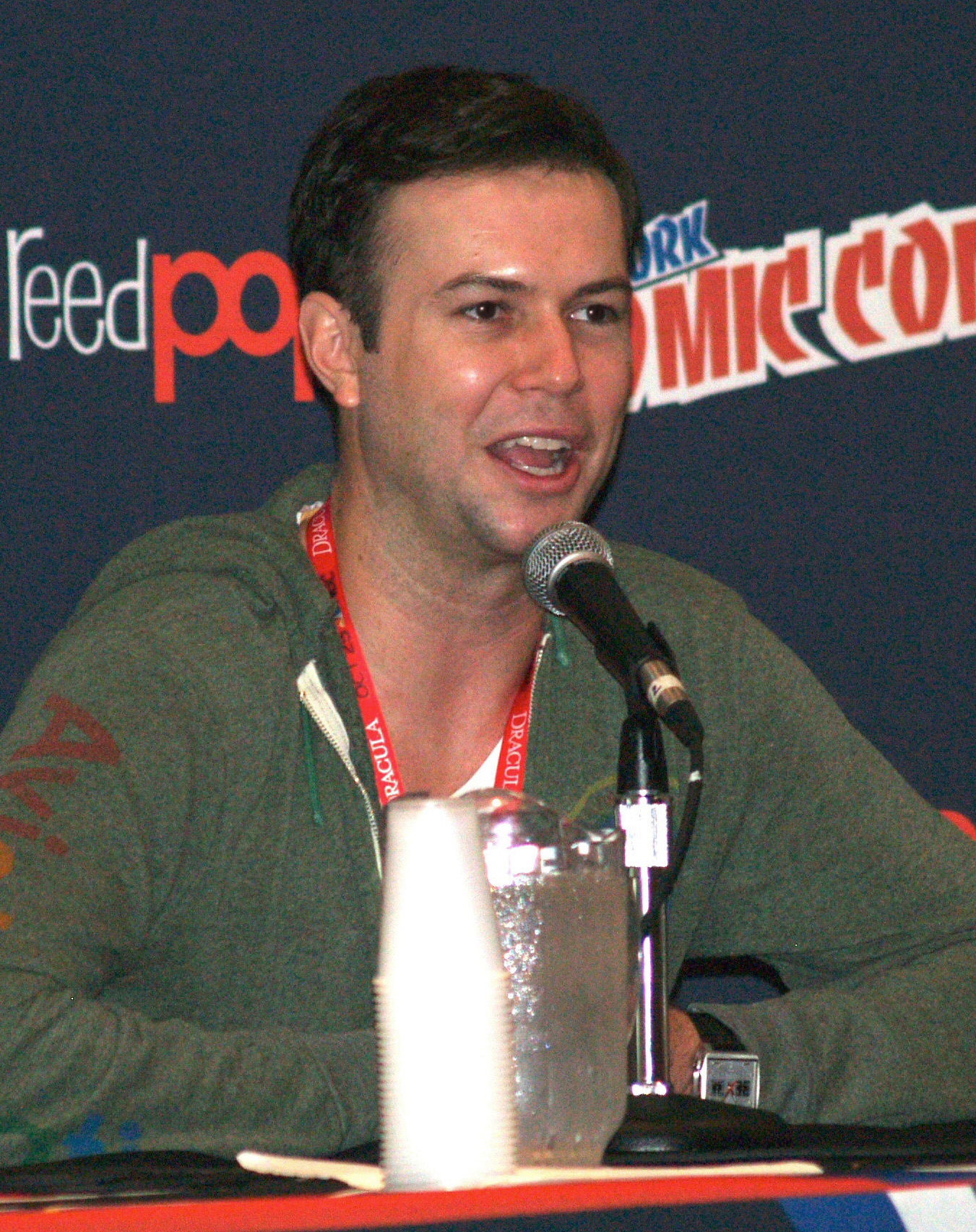 The 36-year old son of father (?) and mother(?) Taran Killam in 2018 photo. Taran Killam earned a  million dollar salary - leaving the net worth at 4 million in 2018