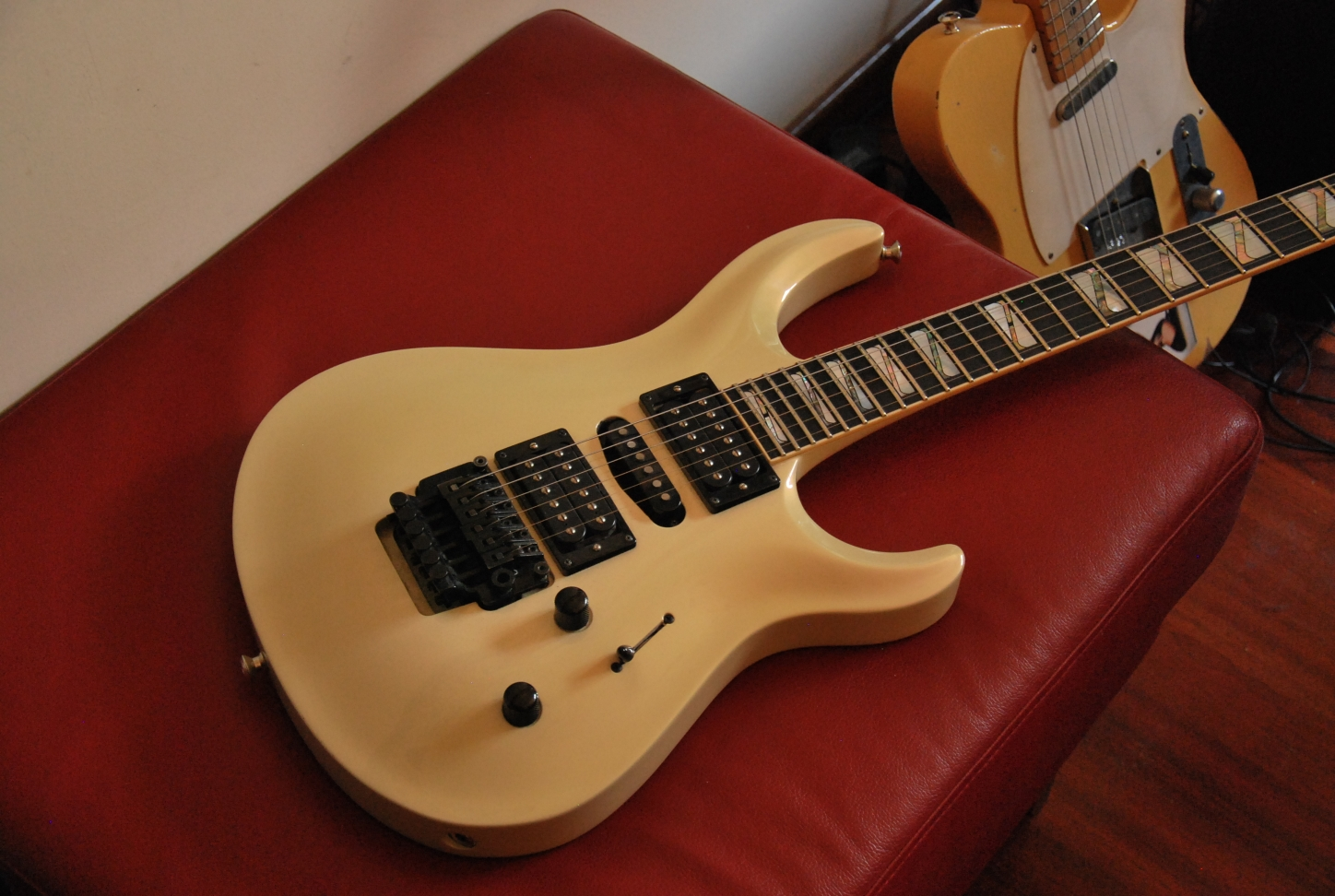 Yamaha Pacifica And Heavy Gauge Strings