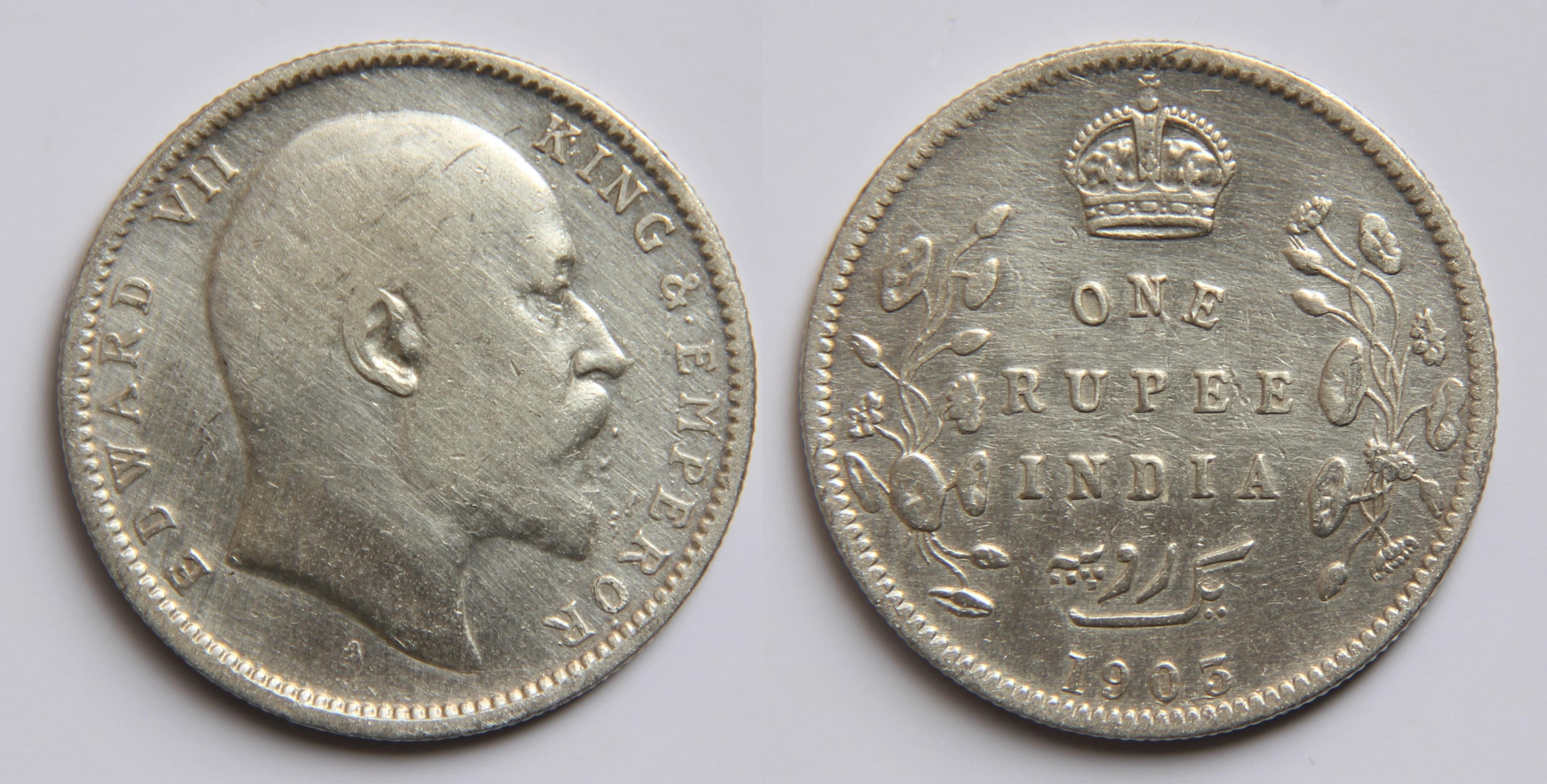 File1 Indian Rupee 1905jpg Wikimedia Commons