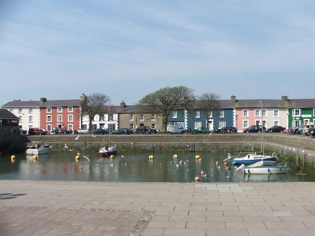 Aberaeron Dock - geograph.org.uk - 559979