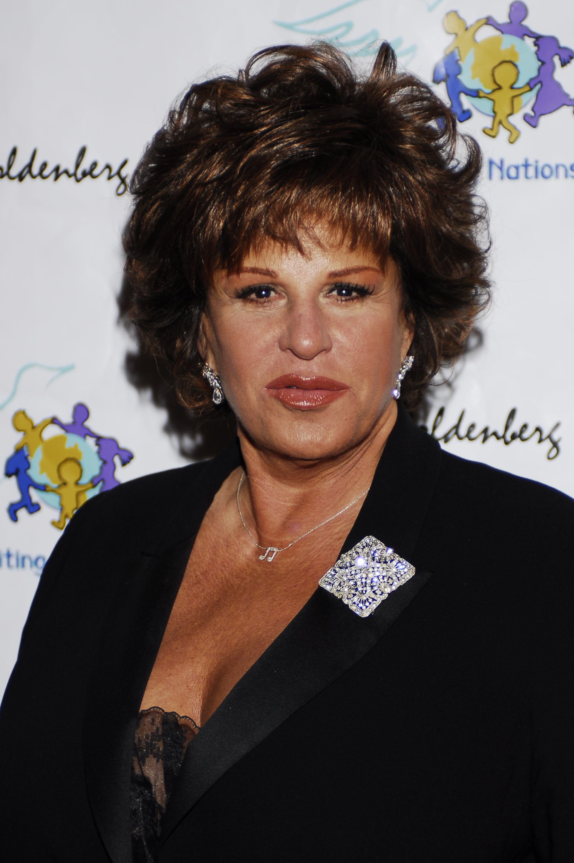 Kazan at the 79th Annual Academy Awards Children Uniting Nations/Billboard afterparty in February 2007