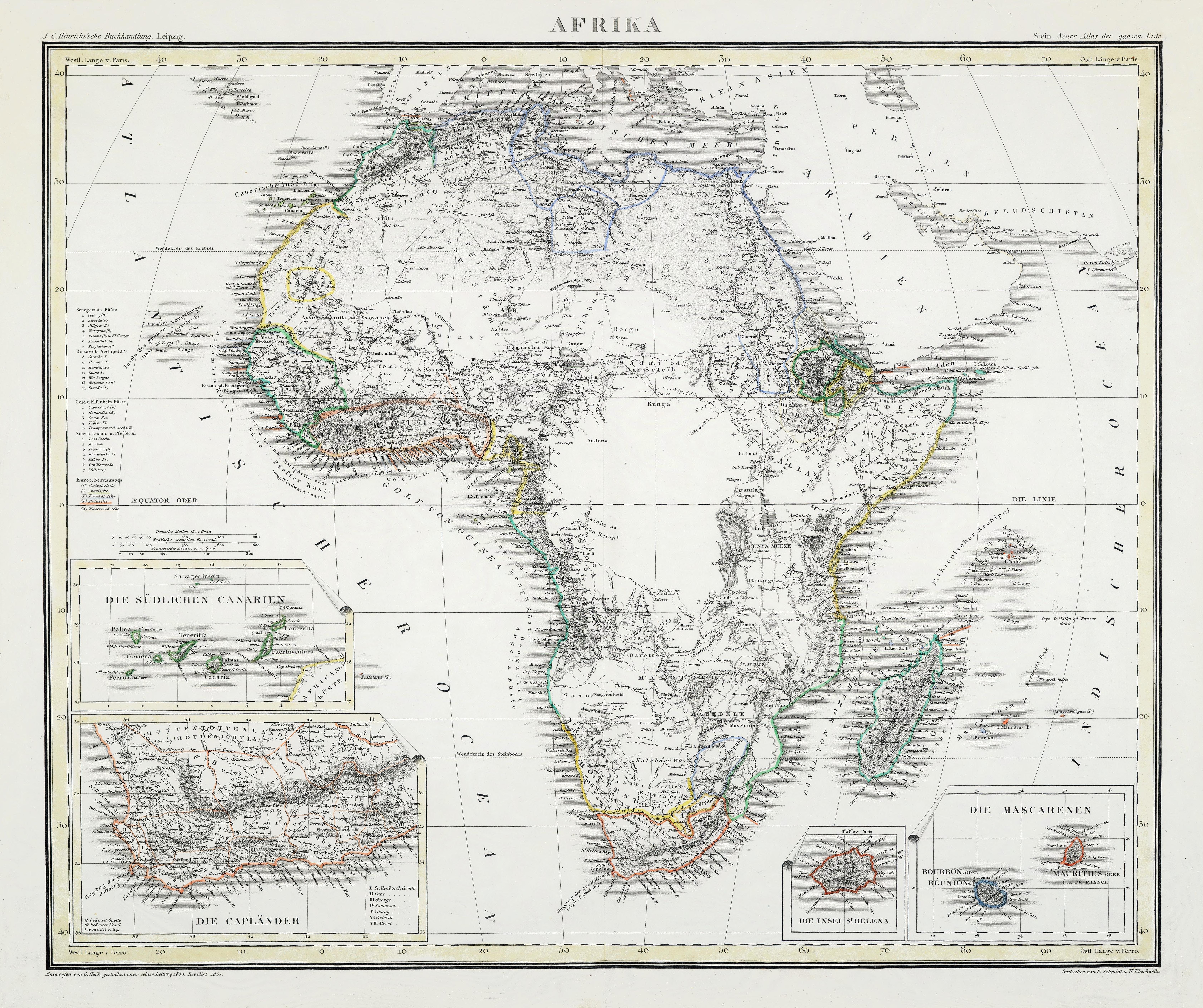 Африка ещё пару веков назад была цветущим материком