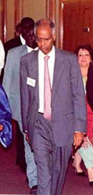Mauritanian diplomat