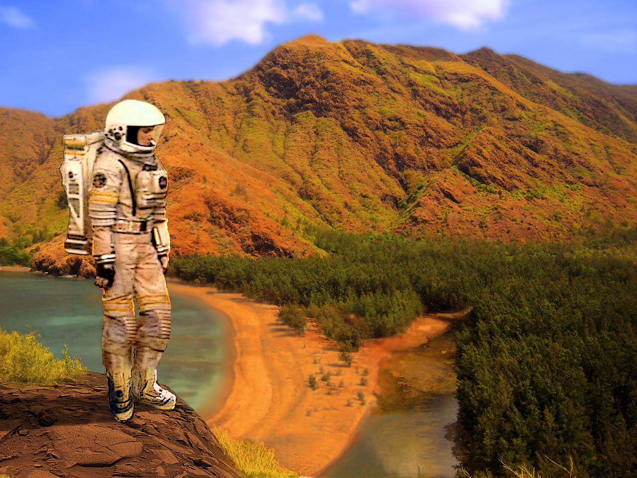 File Almost terraformed Mars Wikimedia mons