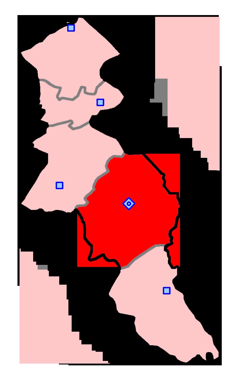 حوزه انتخابیه اردبیل، سرعین، نمین و نیر