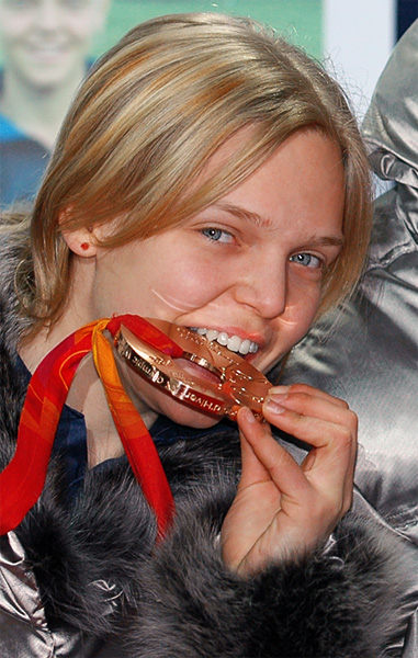 Arianna Fontana torino2006