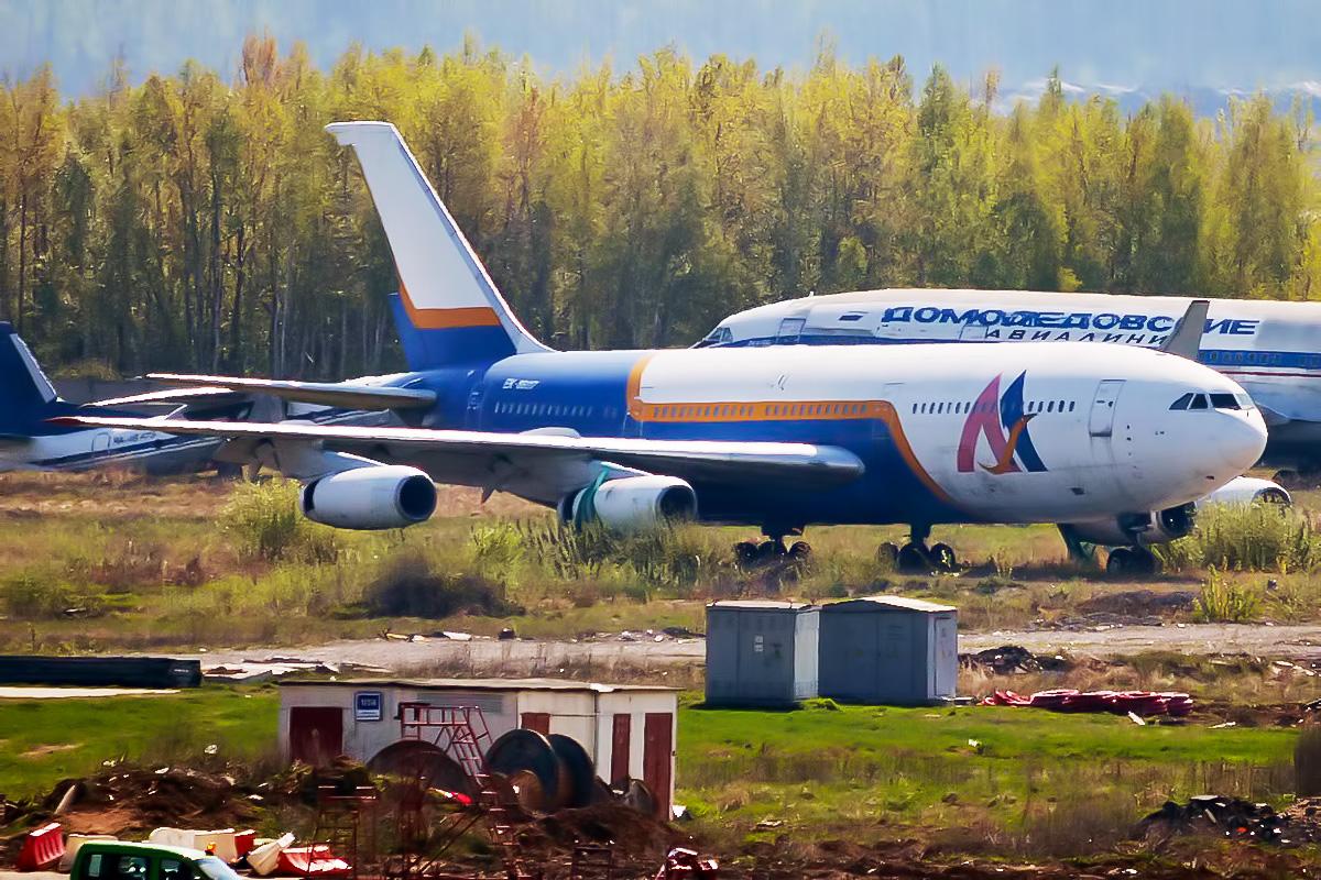 Ilyushin il-86 Armenian Airlines