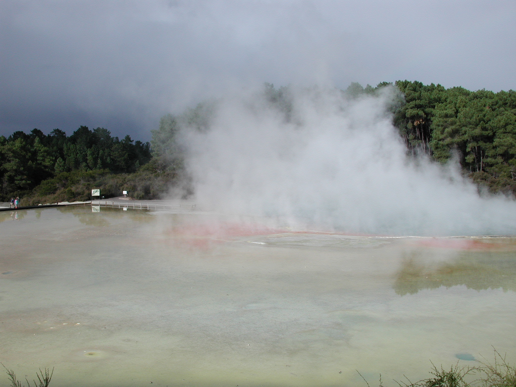 Artist's Palette and Champagne Pool at Wai-O-Tapu from lookout.jpg