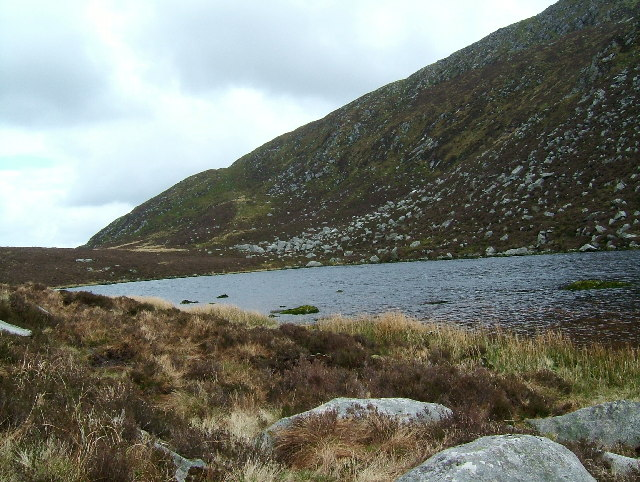 Arts Lough - Co Wicklow - geograph.org.uk - 12248