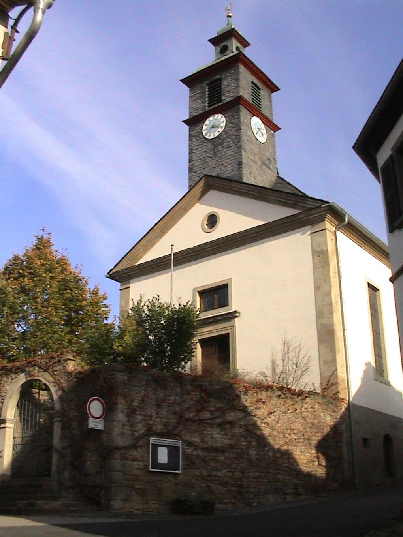 Kirche Callbach