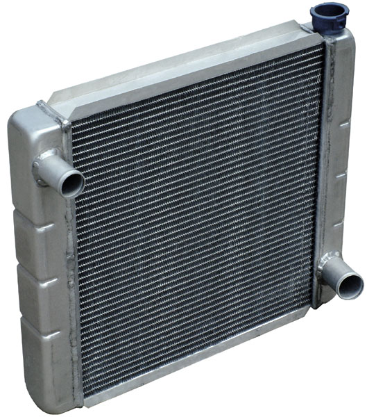 Radiator (engine cooling)