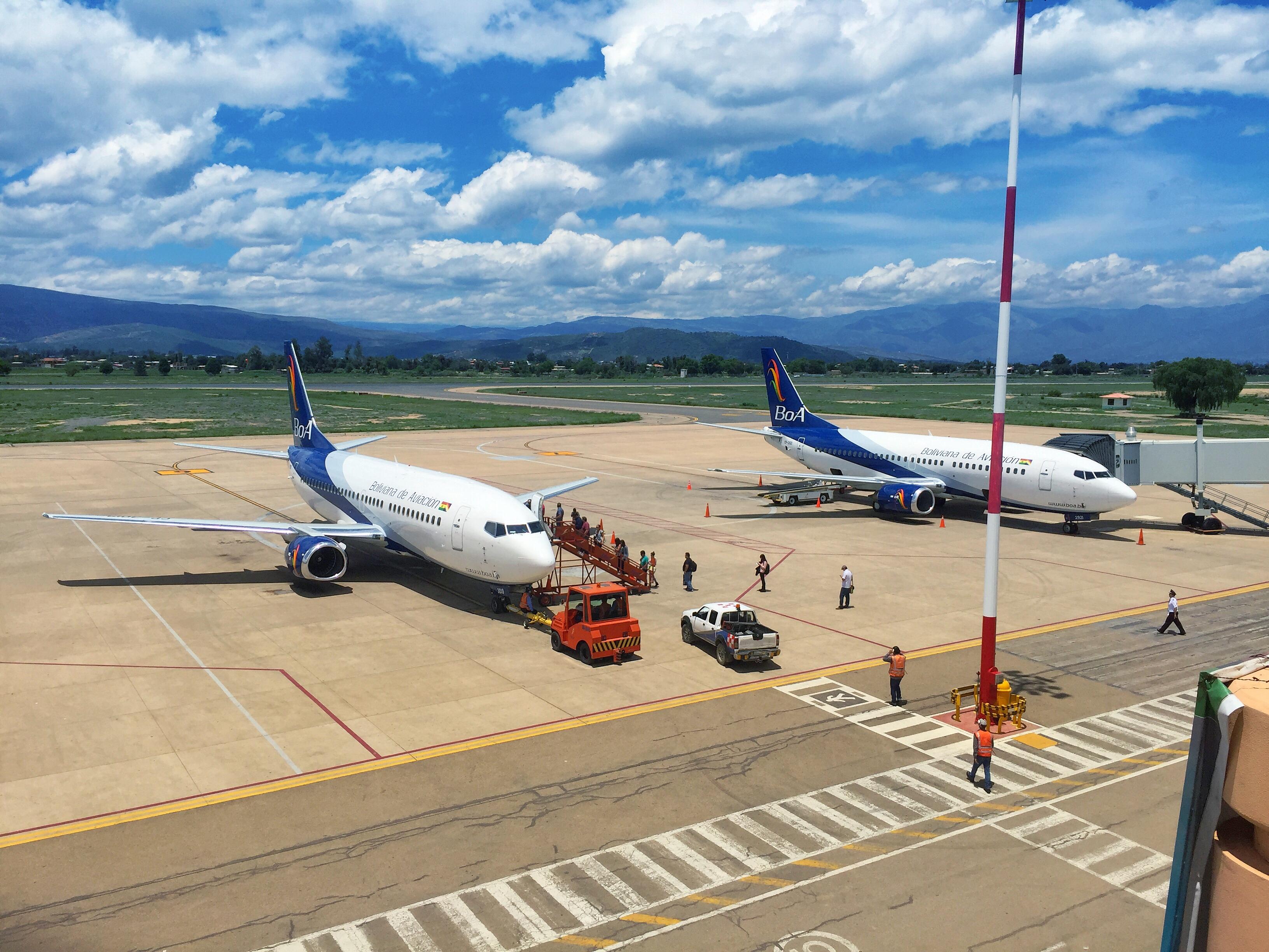 Blue apron wiki - File Aviones De Boa En Cochabamba Jpg