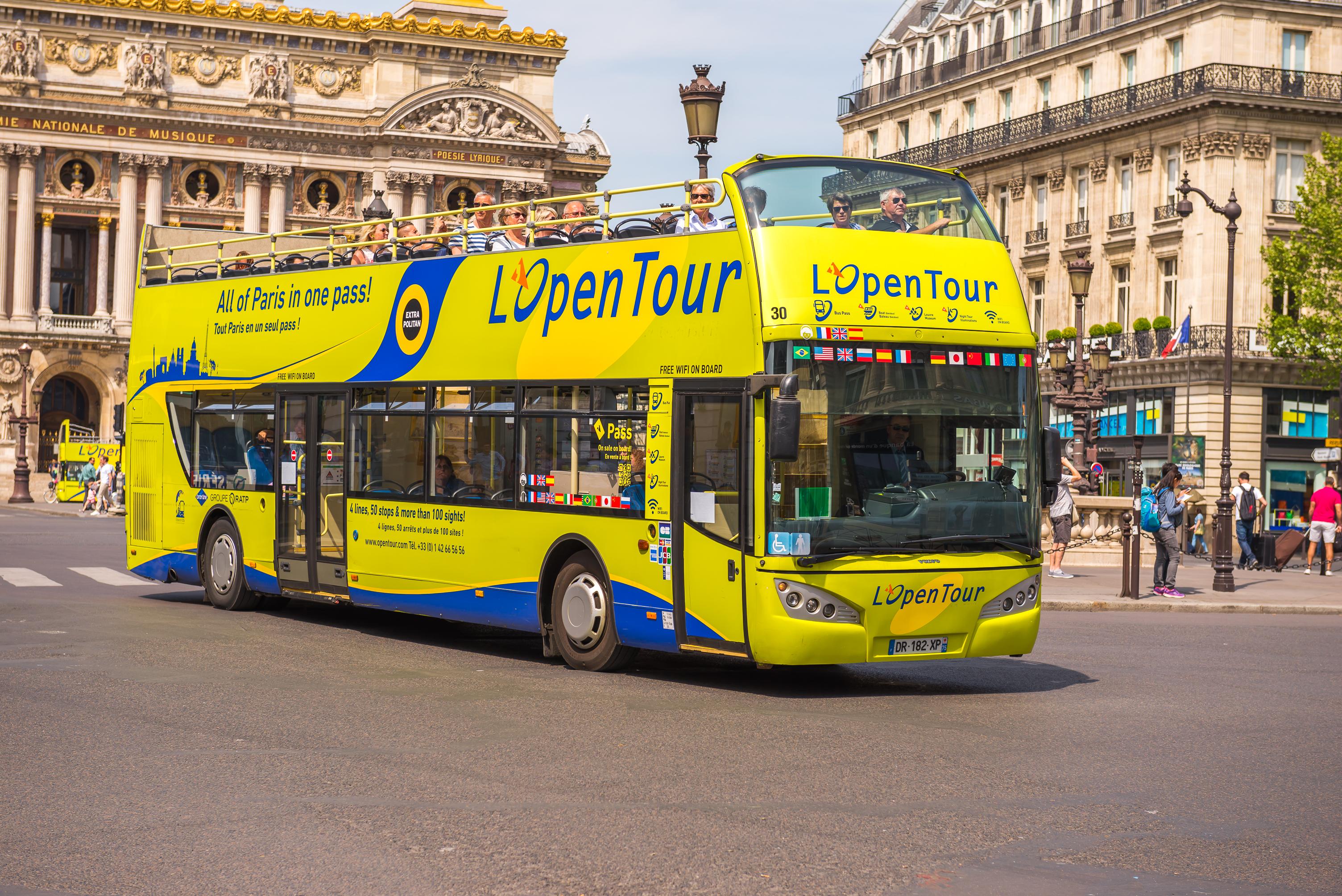 франции париж картинка автобусов каждом регионе