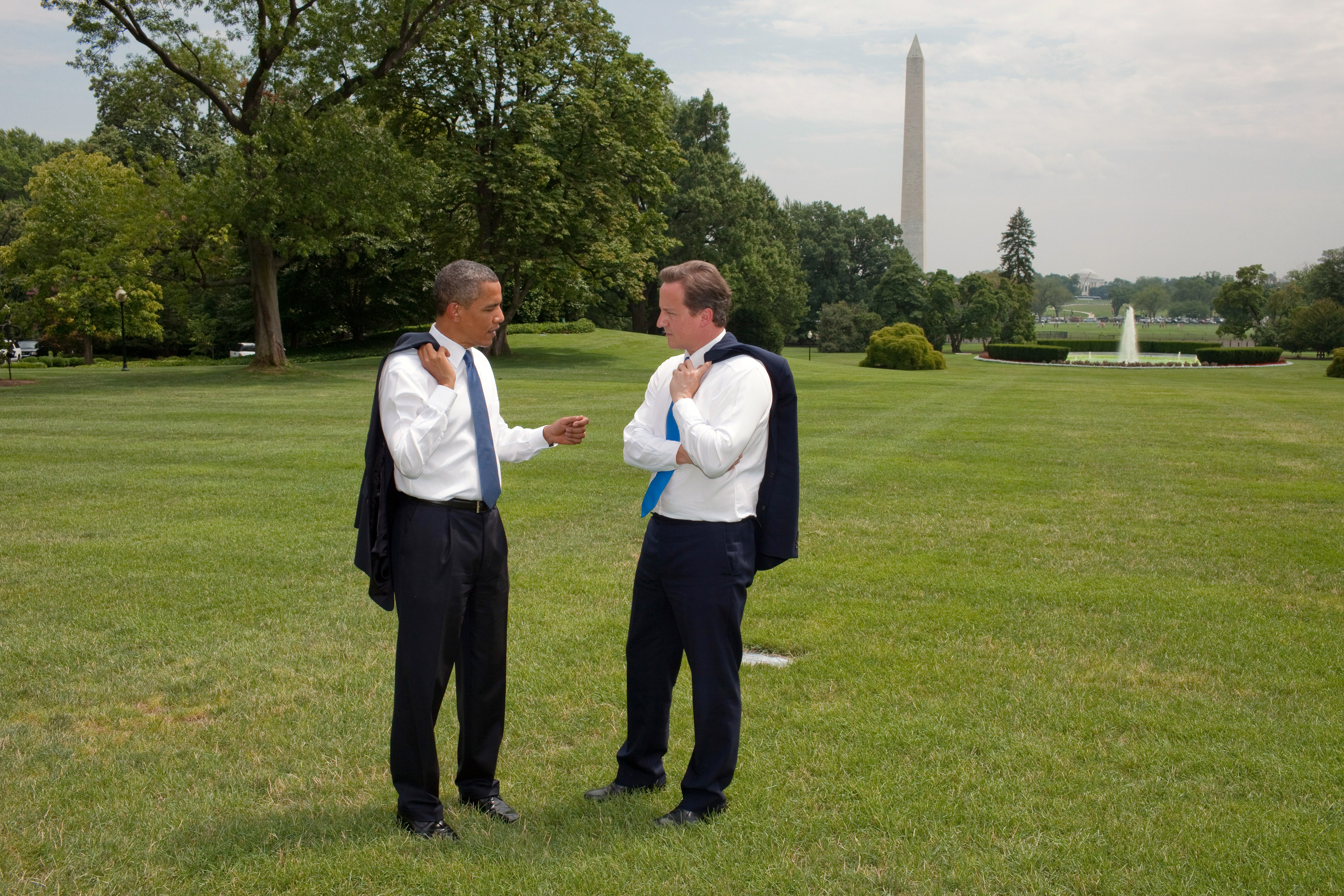 david cameron and obama relationship with michelle