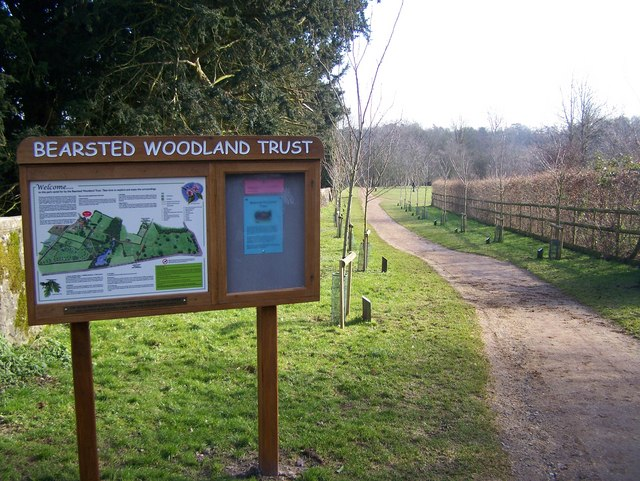 Bearsted Woodland Trust - geograph.org.uk - 1166704