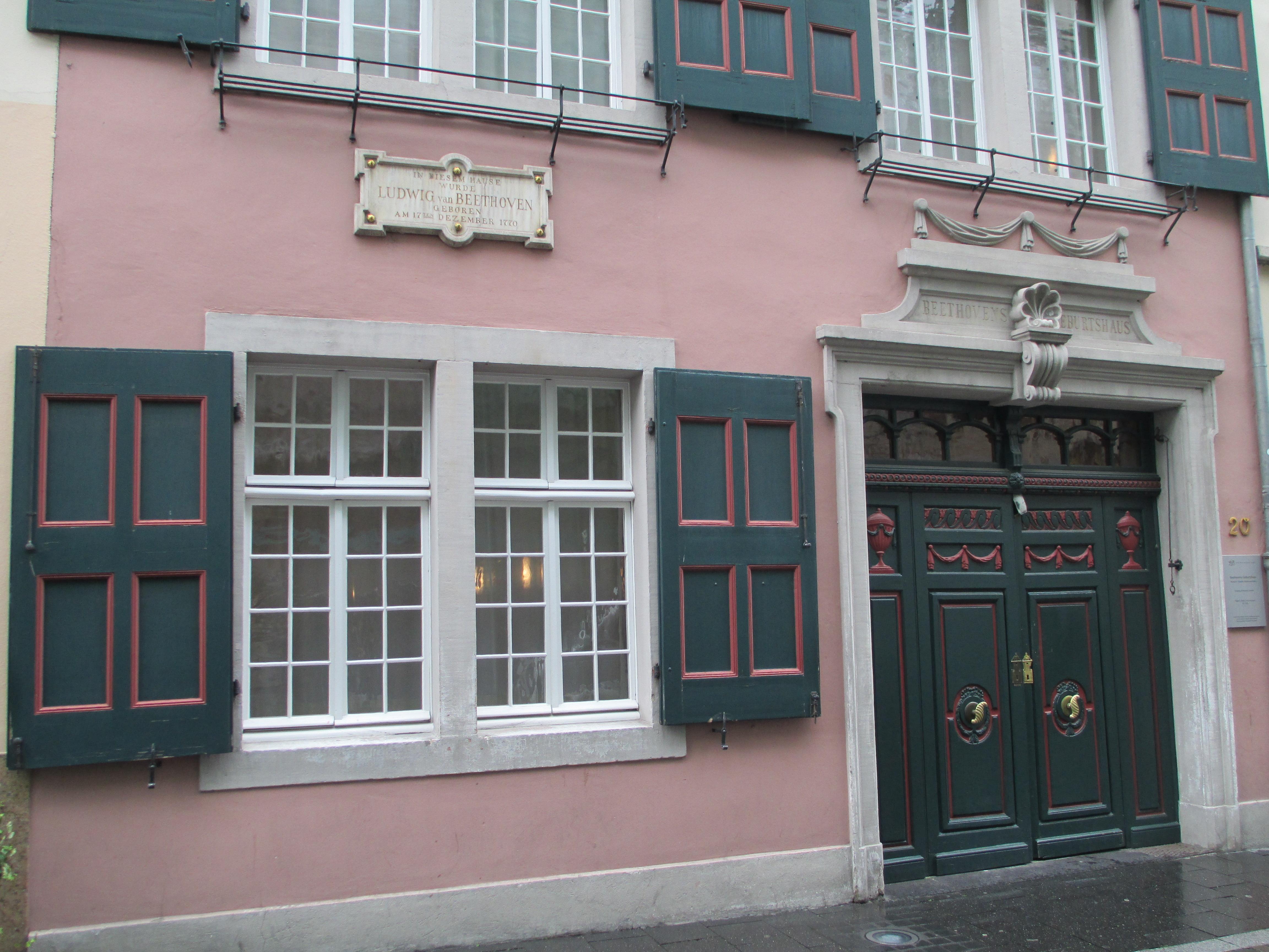 File Beethoven Haus Bonn 2 JPG Wikimedia mons