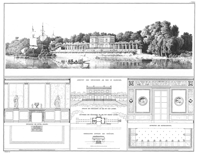 Fileberlin schloss glienicke kasino architektonische entwuerfe jpg
