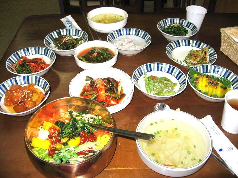 Koreanische Küche – Wikipedia