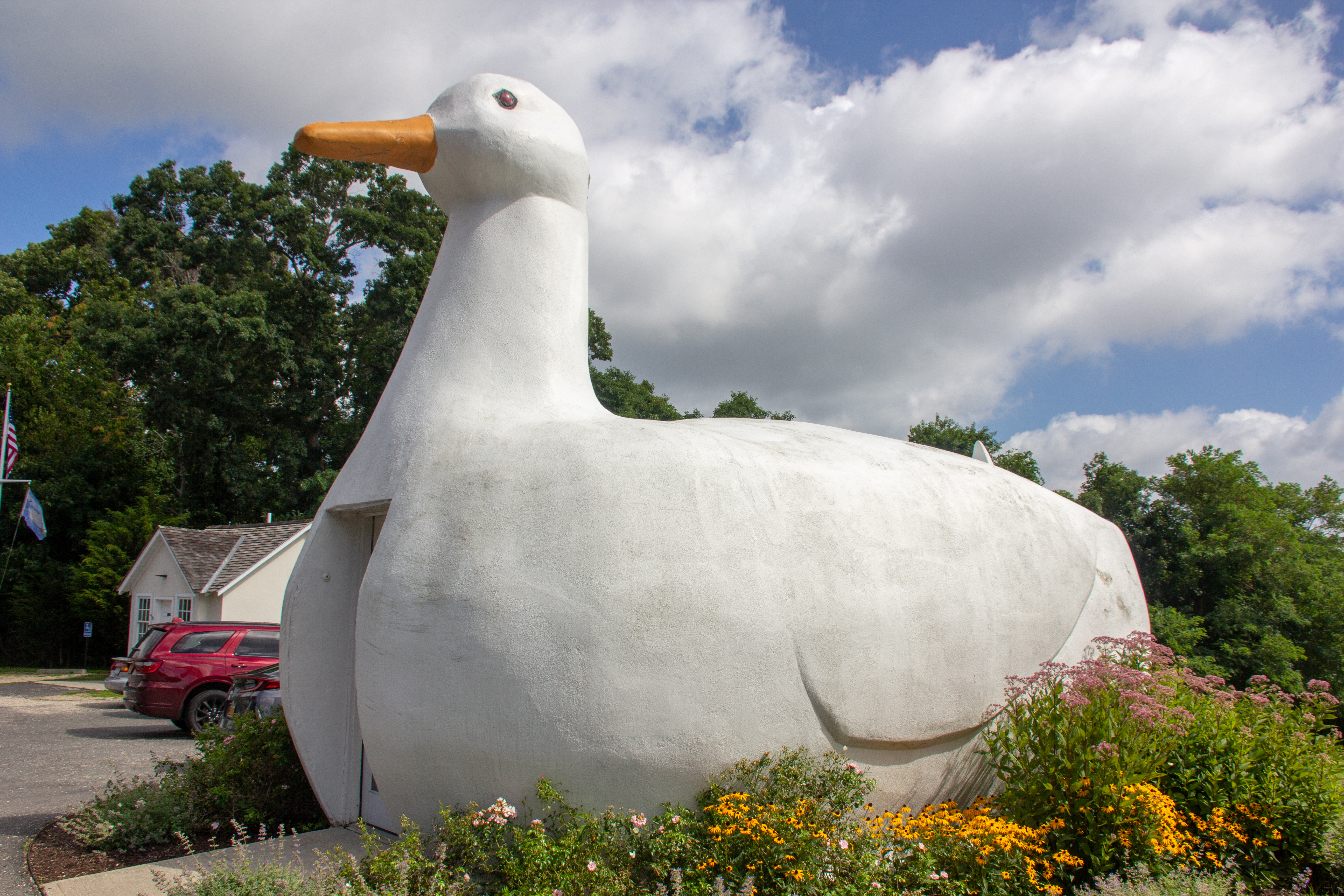 Map Of America Looks Like A Duck.Big Duck Wikipedia