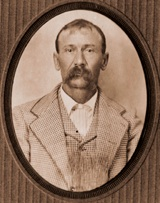 Bill Downing American Wild West outlaw