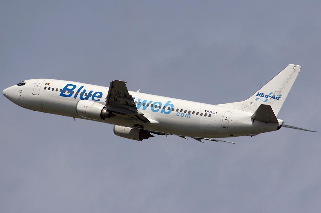 Boeing 737-4C9, Blue Air AN1563127