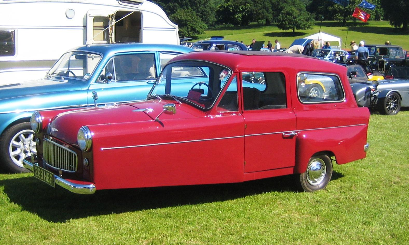 Bond Mini Cars For Sale On Ebay
