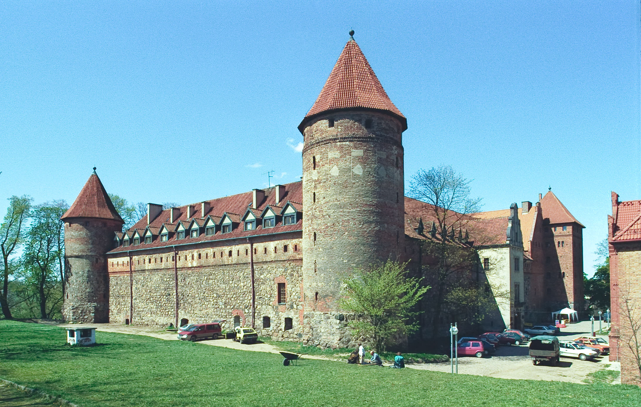 Zamek w Bytowie