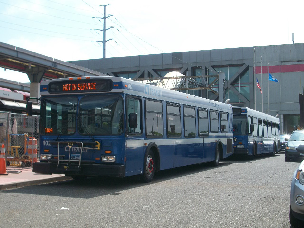 connecticut transit stamford - wikipedia