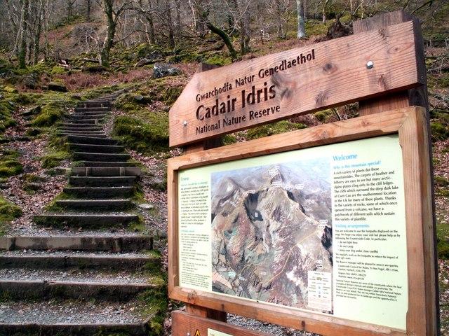 Cadair Idris National Nature Reserve - geograph.org.uk - 359135