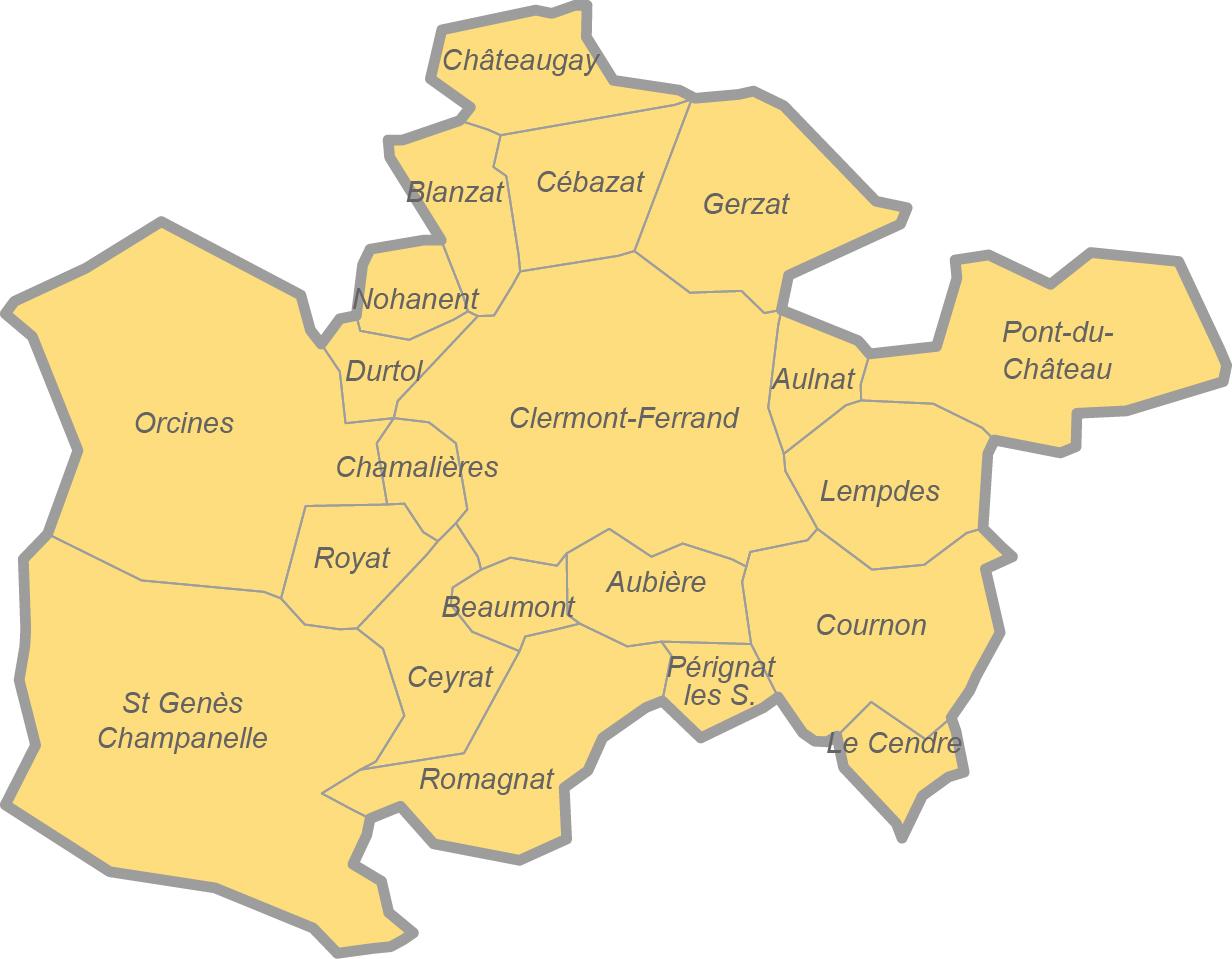 Fichier:Carte Clermont Auvergne Métropole (au 1er janvier ... on council of clermont map, munich map, saumur map, newcastle upon tyne map, le havre map, utrecht map, carcassonne map, london map, trieste map, cluj-napoca map, mont saint-michel map, boulogne-sur-mer map, seine map, rennes map, cahors map, vila nova de gaia map, turku map, arras map, evian-les-bains map, strasbourg map,