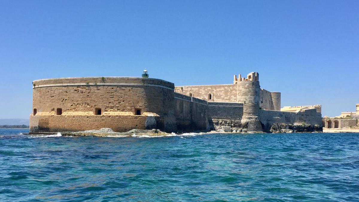 Le Residenze Di Archimede Foto castello maniace - wikipedia